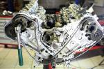 Фото отчет: Замена цепей ГРМ Nissan Patrol